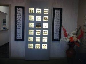 Mistic designer frames